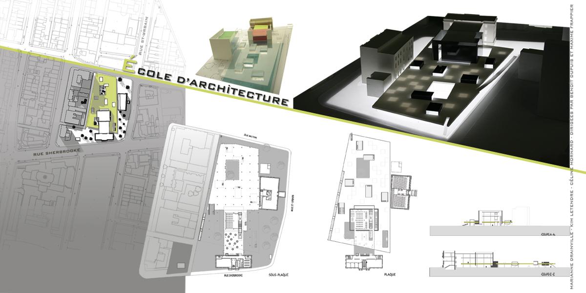 cole d 39 architecture. Black Bedroom Furniture Sets. Home Design Ideas